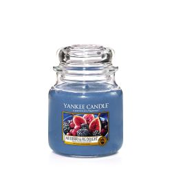 Scented candle Yankee Candle color blue   18.68 €