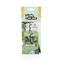 Fragrances for cars Yankee Candle color green   Aloe Water Car Jar  online price for sale:  2.99 €