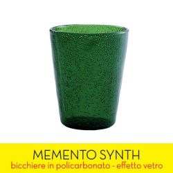 Living Memento color green   SYNTH emerald online price for sale:  4.90 €