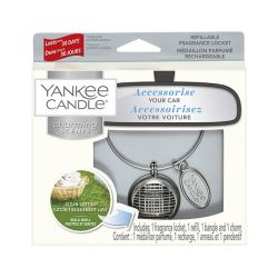 Fragrances for cars Yankee Candle color white   Charming Scents KIT LINEAR online price for sale:  11.99 €