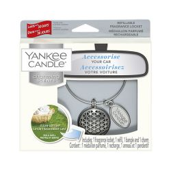 Fragrances for cars Yankee Candle color white   Charming Scents KIT GEOMETRIC online price for sale:  11.99 €