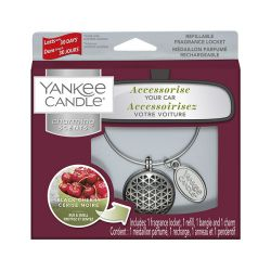 Fragrances for cars Yankee Candle color red   Charming Scents KIT GEOMETRIC online price for sale:  11.99 €