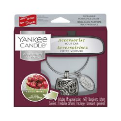 Fragrances for cars Yankee Candle color red   Charming Scents KIT SQUARE online price for sale:  11.99 €