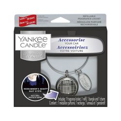 Fragrances for cars Yankee Candle color black   Charming Scents KIT LINEAR online price for sale:  11.99 €
