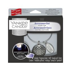 Fragrances for cars Yankee Candle color black   Charming Scents KIT GEOMETRIC online price for sale:  11.99 €