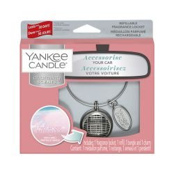 Fragrances for cars Yankee Candle color pink   Charming Scents KIT LINEAR online price for sale:  11.99 €