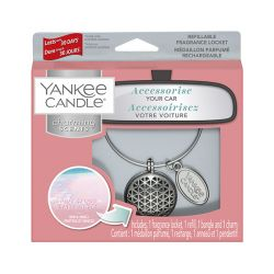 Fragrances for cars Yankee Candle color pink   Charming Scents KIT GEOMETRIC online price for sale:  11.99 €