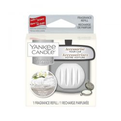 Fragrances for cars Yankee Candle color white   Charming Scents REFILL Fluffy Towels online price for sale:  6.99 €