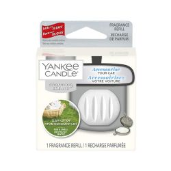Fragrances for cars Yankee Candle color white   Charming Scents REFILL Clean Cotton online price for sale:  6.99 €