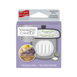Fragrances for cars Yankee Candle color white   Charming Scents REFILL Lemon Lavender online price for sale:  6.99 €