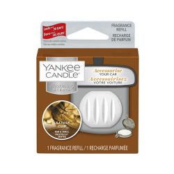 Fragrances for cars Yankee Candle color white   Charming Scents REFILL Leather online price for sale:  6.99 €