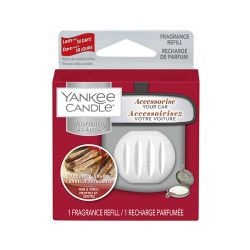 Fragrances for cars Yankee Candle color white   Charming Scents REFILL Sparkling Cinnamon online price for sale:  6.99 €