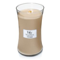 Scented candle WoodWick color yellow   24.68 €