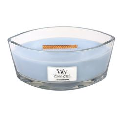Scented candle WoodWick color light blue   26.17 €