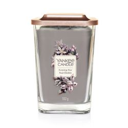 Scented candle Yankee Candle color violet   Evening Star Large Jar online price for sale:  29.90 €