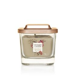 Scented candle Yankee Candle color green   Velvet Woods Small Jar online price for sale:  11.90 €