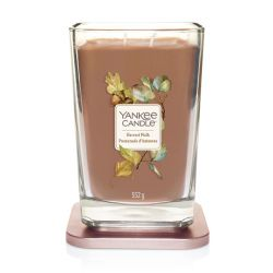 Scented candle Yankee Candle color brown   Harvest Walk Large Jar online price for sale:  29.90 €