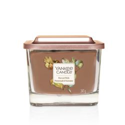 Scented candle Yankee Candle color brown   Harvest Walk Medium Jar online price for sale:  24.90 €