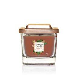 Scented candle Yankee Candle color brown   Sweet Orange Spice Small Jar online price for sale:  11.90 €