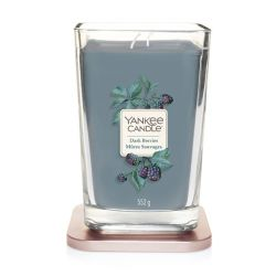Scented candle Yankee Candle color blue   Dark Berries Large Jar online price for sale:  29.90 €