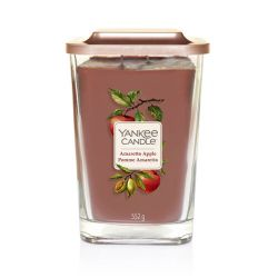 Scented candle Yankee Candle color brown   Amaretto Apple Large Jar online price for sale:  29.90 €
