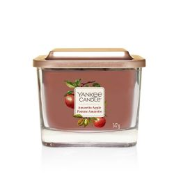 Scented candle Yankee Candle color brown   Amaretto Apple Medium Jar online price for sale:  24.90 €