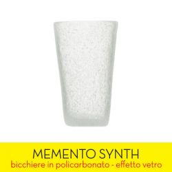 Living Memento color transparent   SYNTH Transparent online price for sale:  7.90 €