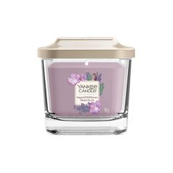 Scented candle Yankee Candle color lilac   Sugared Wildflowers Small Jar online price for sale:  11.90 €