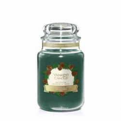 Yankee candle sale  color green   Balsam Fir Large Jar online price for sale:  29.90 €