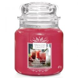Scented candle Yankee Candle color red   17.43 €