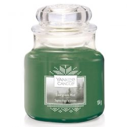 Scented candle Yankee Candle color green   8.33 €