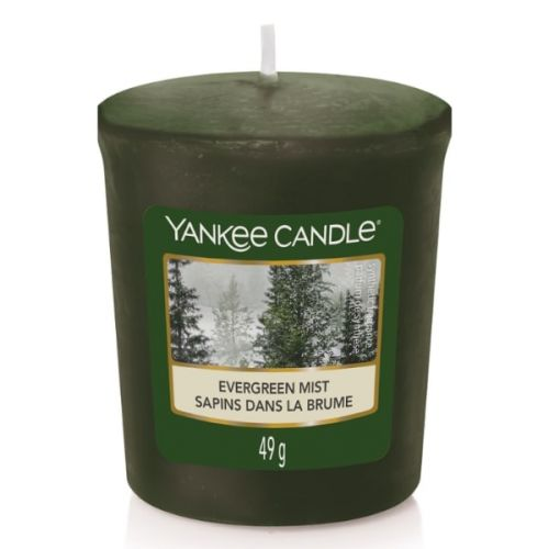 Yankee Candle Scented candle green