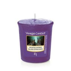 Scented candle Yankee Candle color violet   Haunted Hayride Votive Sampler online price for sale:  2.65 €