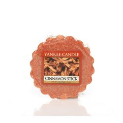 Scented candle Yankee Candle color brown   Cinnamon Stick Wax Melt online price for sale:  2.25 €