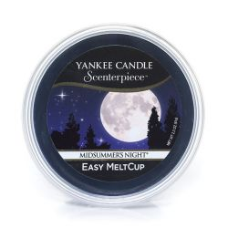 Diffusori Yankee Candle color black   Midsummer's Night Scenterpiece MeltCup online price for sale:  5.99 €