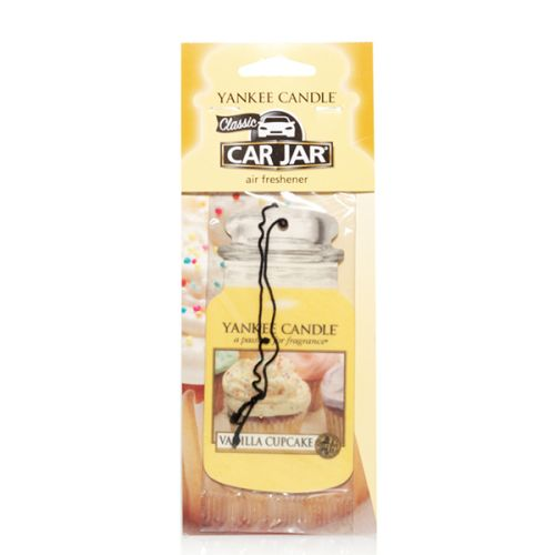 Yankee Candle Car scent yellow