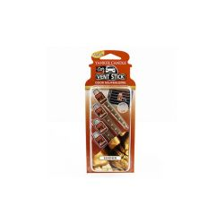 Car scent Yankee Candle color brown   Leather Vent Stick online price for sale:  5.99 €