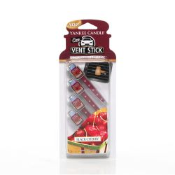 Car scent Yankee Candle color red   Black Cherry Vent Stick online price for sale:  5.99 €