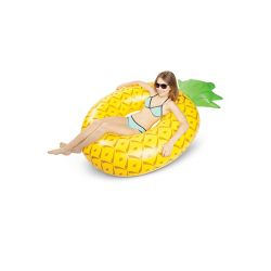 Gonfiabile BigMouth color yellow   BigMouth Pool Float Pineapple online price for sale:  29.90 €