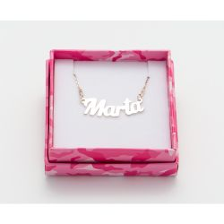 Gioielli Magic in The Moonlight color silver   Necklace MARTA online price for sale:  38.50 €