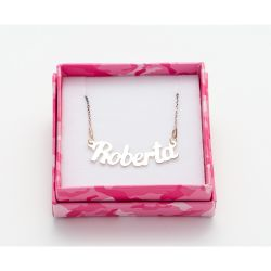 Gioielli Magic in The Moonlight color silver   Necklace ROBERTA online price for sale:  38.50 €