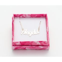 Gioielli Magic in The Moonlight color silver   Necklace ANGELA online price for sale:  38.50 €