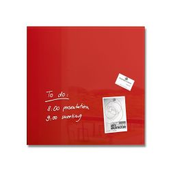Magnet board Sigel color red   49.00 €