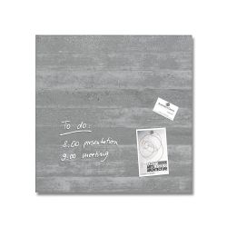 Magnet board Sigel color grey   52.50 €