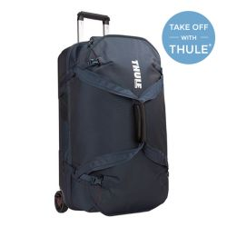 Valigeria Thule color blue   Subterra Rolling Duffel 75L MINERAL online price for sale:  299.00 €