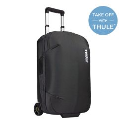 Valigeria Thule color black   Subterra Rolling Carry-On 36L DARK SHADOWS online price for sale:  259.00 €