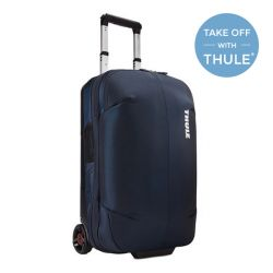 Valigeria Thule color blue   Subterra Rolling Carry-On 36L MINERAL online price for sale:  259.00 €