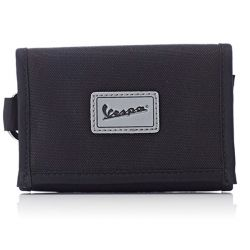 Wallet Vespa color black   Wallet Vespa Trip online price for sale:  20.30 €