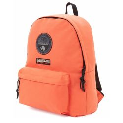 Backpack Napapijri color orange   Vojage Orange online price for sale:  39.00 €