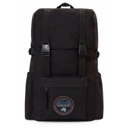 Backpack Napapijri color black   Hoyal online price for sale:  74.25 €